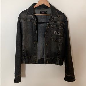 Dolce and Gabbana vintage jean jacket